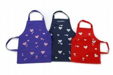 CHILDRENS HEARTS APRON